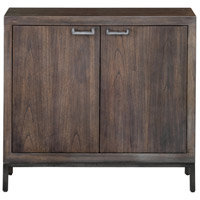 Uttermost 25866 Nadie Light Walnut Console Cabinet