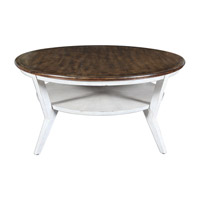 Uttermost Delino Coffee Table in Solid Wood 25914