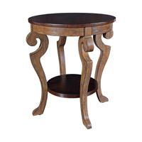 Uttermost Reka Lamp Table in Acacia Wood 25917
