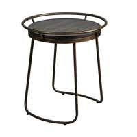Rayen 22 inch End Table Home Decor, Round, Matthew Williams