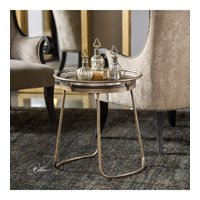 Uttermost 25946 Rayen 24 X 22 inch End Table, Round, Matthew Williams alternative photo thumbnail