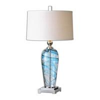 Uttermost 26137-1 Andreas 32 inch 150 watt Table Lamp Portable Light