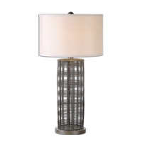 Uttermost 26177-1 Engel 30 inch 150 watt Table Lamp Portable Light