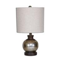 Uttermost 26208-1 Arago 15 inch 100 watt Table Lamp Portable Light