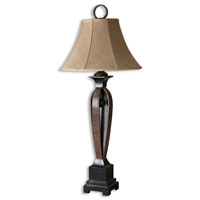 Uttermost Caballo Table Lamp in Rust Brown Wash 26257 photo thumbnail