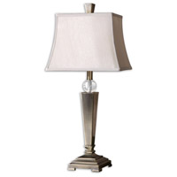 Uttermost 26267-2 Mantello 29 inch 100.00 watt Coffee Bronze with Crystal Ball Accent Table lamps Portable Light Set of 2