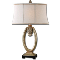 Uttermost Tiberina Gold Lamp in Gold 26282 photo thumbnail