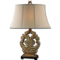 Uttermost Sellano Gold Table Lamp in Gold 26283 photo thumbnail