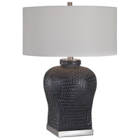 Uttermost 26386-1 Akello 29 inch 150 watt Table Lamp Portable Light