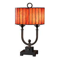 Uttermost Bellevue Table Lamp in Oil Rubbed Bronze 26432-1 photo thumbnail
