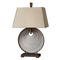 Uttermost Ciro Table Lamp in Oil Rubbed Bronze 26434