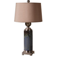 Uttermost Montagano 1 Light Table Lamp 26441