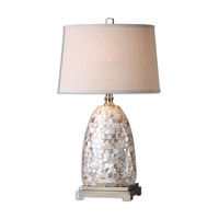 Uttermost 26505 Capurso 30 inch 150 watt Table Lamp Portable Light