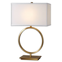 Duara 29 inch 150 watt Table Lamp Portable Light
