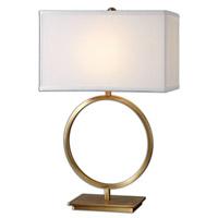 Uttermost 26559-1 Duara 29 inch 150 watt Table Lamp Portable Light