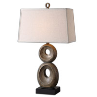 Uttermost Osseo 1 Light Table Lamp 26562