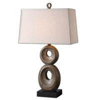 Uttermost 26562 Osseo 32 inch 100 watt Table Lamp Portable Light