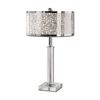 Uttermost Lucius 2 Light Table Lamp 26578-1
