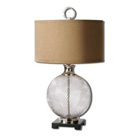 Uttermost 26589-1 Catalan 30 inch 150 watt Accent Lamp Portable Light