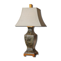 Uttermost Danilo 1 Light Table Lamp in Nickel 26590