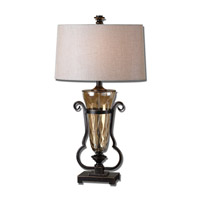 Uttermost 26594 Aemiliana 33 inch 150 watt Table Lamp Portable Light