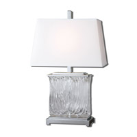 Uttermost Mosley 1 Light Table Lamp in Gray 26596
