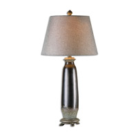 Uttermost Diona 1 Light Table Lamp in Dark Bronze 26645