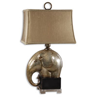 Uttermost Abayomi Table Lamp in Antiqued Champagne 26739-1