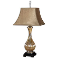 Uttermost Tisbury Table Lamp in Polished Aluminum 26754 thumb