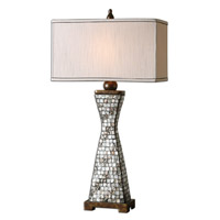 Uttermost Consilina Table Lamp in Small Shell Inlays Accented 26820-1