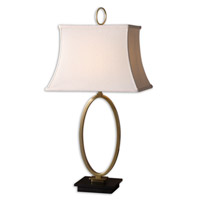 Orpaz 34 inch 150 watt Coffee Bronze Table Lamp Portable Light