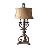 Uttermost Hope Table Table Lamp in Mahogany Bronze 26916 photo thumbnail