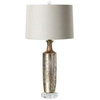 Uttermost 27094-1 Valdieri 30 inch 150 watt Metallic Bronze Lamp Portable Light