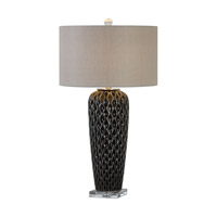 Uttermost Patras 1 Light Table Lamp in Mocha Bronze 27232-1