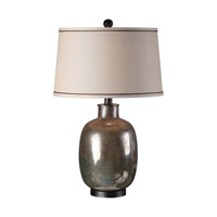 Kalamaria 29 inch 150 watt Olive Gray Table Lamp Portable Light