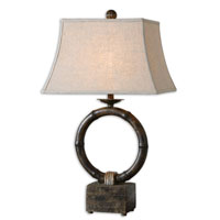 Uttermost Monson Table Lamp in Heavy Burnished Wash 27368 thumb