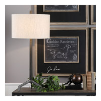 Uttermost Steel Table Lamps