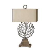 Uttermost Argento 1 Light Table Lamp 27695-1