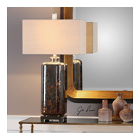 Vanoise 32 inch 150 watt Rust Bronze Lamp Portable Light