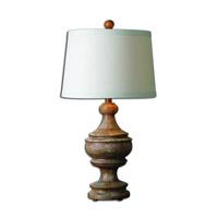 Uttermost Via Lata 1 Light Table Lamp 27742