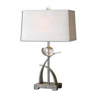 Uttermost 27746 Cortlandt 28 inch 150 watt Table Lamp Portable Light