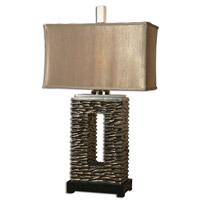Uttermost Tarin Table Lamp in Aged Dark Bronze 27765-1