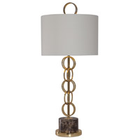 Brown Marble Table Lamps