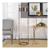 Ilario 61 inch 100 watt Iron Floor Lamp Portable Light