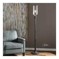 Hadley 71 inch 60 watt Old Iron Floor Lamp Portable Light