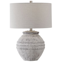 Uttermost 28212-1 Montsant 26 inch 150 watt Table Lamp Portable Light thumb