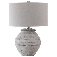 Uttermost 28212-1 Montsant 26 inch 150 watt Table Lamp Portable Light 28212-1_A.jpg thumb