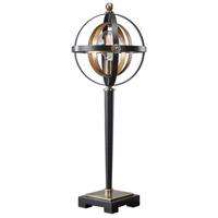 Uttermost 29212-1 Rondure 28 inch 100 watt Dark Oil Rubbed Bronze Table Lamp Portable Light