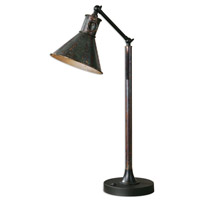 Uttermost Arcada 1 Light Desk Lamp 29335-1