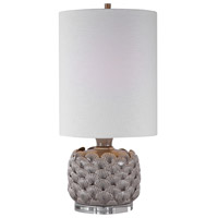 Uttermost 29742-1 Bondi 25 inch 150 watt Buffet Lamp Portable Light Coastal